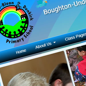 School web designers in Kent