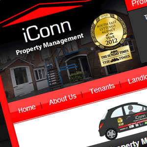 Estate Agency website designers in Kent