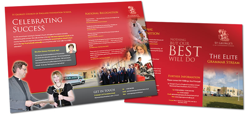 Recommended school website design company