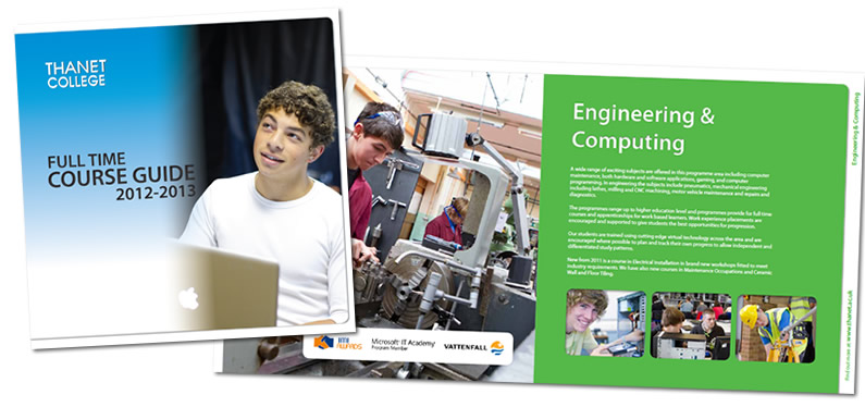 College designer for schools Kent