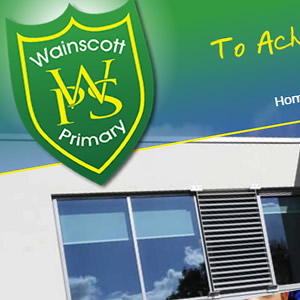 Kent Website design for primary schools